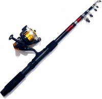 Brighht DAIWA210 DAIWA210 Multicolor Fishing Rod(210 cm, 0.135 kg, Multicolor)