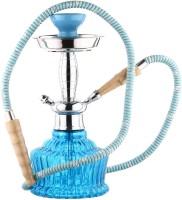 METIER 12 inch glass smoking hookah 12 inch Glass Hookah(Blue)