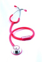 Dr. Head Excel Care Stethoscope for Students Medical And Doctors Pink Acoustic Stethoscope(Pink)
