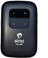 Airtel BINATONE BMF422 4G PORTABLE WIFI HOTSPOT DATA CARD Data Card(Black)
