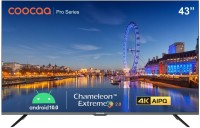 Coocaa 108cm (43 inch) Ultra HD (4K) LED Smart TV(43S6G Pro)