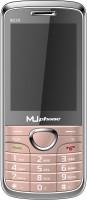 Muphone M 230(Grey & Rose Gold)