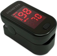 Sahyog Wellness LED Type Fingertip Pulse Oximeter Big Digit Led Display Blood Oxygen Monitor Pulse Oximeter(Black)