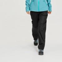 Quechua by Decathlon Regular Fit Women Grey Trousers
