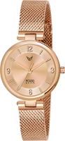 Fogg 4515-Rose Gold Fogg Elite Series Premium Analog Watch  - For Women