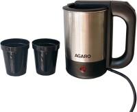 Agaro 33429 Multi Cooker Electric Kettle(0.5 L, Steel)