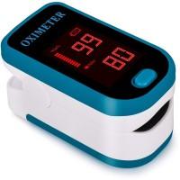 Sahyog Wellness LED Type Fingertip Pulse Oximeter Big Digit Led Display Blood Oxygen Monitor -Travel Carry Case Included Pulse Oximeter(Blue)