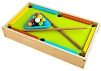 MARATHON High Quality Billiard Snooker Board Game Strategy & War Games mini pool set Board Game Party & Fun Games Board Game
