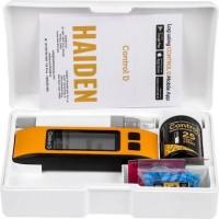 NoMed Control D Orange Digital Glucose Blood Sugar testing Monitor Machine with 25 Strips Glucometer(Orange, Black)