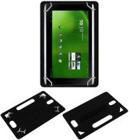 ACM Back Cover for Acer Iconia A500(Black, Grip Case)