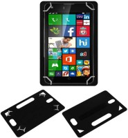 ACM Back Cover for Xolo Win Tab(Black, Grip Case)