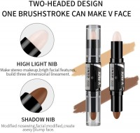 B W ALL BLACK highlighter and contour stick highlighter Highlighter(natural)