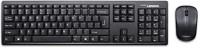 lenovo KB MICE_BO Wireless combo 100 Eng Wireless Laptop Keyboard(Black)