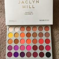 Morphe Jaclyn hill eyeshadow paletteII 15 g(MULTICOLOR)