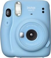 FUJIFILM INSTAX MINI 11 mega pack Instant Camera(Blue)