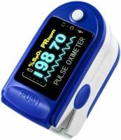 carent Pulse Fingertip Oximeter | Blood Oxygen SpO2 Heart Rate Monitor - HL01 Pulse Oximeter(Blue)