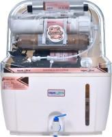 Aquaultra Aqua Ultra Fabia RO+UV+Active Copper Water Purifier 12 L RO + UV + MTDS Water Purifier(White)