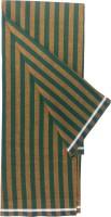Queens Creation Striped Brown, Dark Green Lungi