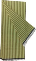 Queens Creation Striped Brown, Yellow Lungi