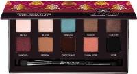 Anastasia Beverly Hills Tamanna Eyeshadow Palette 10 Shades 7 g(Noir, China Rose, Chocoate, Bengal, Sangria, Custom, Gilded, Venezia, Blush, Fresh)