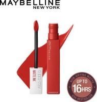 MAYBELLINE NEW YORK Super Stay Matte Ink Liquid Dancer-118  5 ml