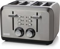 Haden Perth Stainless Steel Toaster 240 W Pop Up Toaster(Grey)