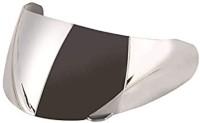 offybuy 3G Ninja Full Face Visor (Clear Visor) -40 Helmet Visor(White)