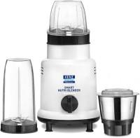 KENT Smart Nutri Blender 16067 450 Juicer Mixer Grinder (3 Jars, White)