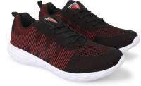 TPENT Walking Shoes For Men(Black, Red)