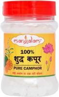 MANGALAM Camphor Tablet 100g Jar - Pack of 1