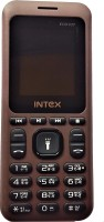 Intex Eco 107(Brown & Black)