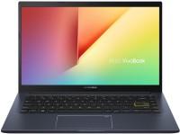 Asus Core i3 10th Gen - (4 GB/512 GB SSD/Windows 10 Home) X413JA-EK261T Thin and Light Laptop(14 inch, Cobalt Blue, 1.40 kg)