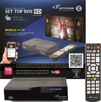 Catvision CSR-401HP WIFI Media Streaming Device(Black)