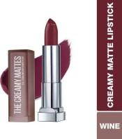 MAYBELLINE NEW YORK Color Sensational Creamy Matte Burgundy Blush-696  3.9 g