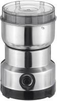 FosCadit NA Stainless Steel Household Electric Coffee Bean Powder Grinder Maker 300 Juicer Mixer Grinder (1 Jar, Silver)