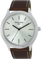 MAXIMA L-63070LMGI Maxima Elite Analog Watch  - For Men