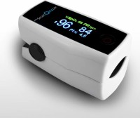 BPL SMART OXY LITE PULSE OXIMETER WITH PERFUSION INDEX, WITH BRAND REPLACEMENT GUARANTEE FOR 1 YEAR Pulse Oximeter(White)