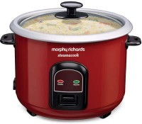 Morphy Richards Steamacook 1.8 - Litre (690026)-Electric Electric Rice Cooker(1.8 L, Red)