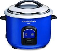 Morphy Richards Cook + 1.8 - Litre (690025) Electric Rice Cooker(1.8 L, Blue)