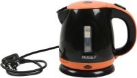Sheffield Classic SH-7012 Electric Kettle(1.2 L, Saffron & Black Colour Combination)