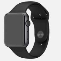 aybor SMART CALLING WATCH Smartwatch(Black Strap, FREE)