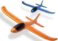 INFINITE POCKET Airplane Glider(Multicolor, Pack of: 2)