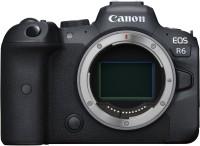 Canon Canon Full Frame Mirrorless EOS R6 Mirrorless Camera Body(Black)