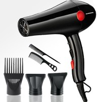 Pick Ur Needs Professional Stylish Hair Dryers For Womens And Men Hot And Cold Dryer (2000W) Hair Dryer(2000 W, Black)