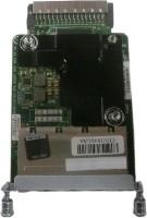 CISCO EHWIC-4ESG 4 Port 10 100 1000 Enhanced High-Speed WAN Interface Card Network Interface Card(Multicolor)