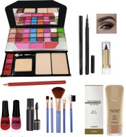 G4U All In One Makeup Kit For Women26112020A1(Pack of 13)