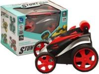 TopQore RC Car Tumbling Stunt Dump Truck Radio Control Toys (Multicolor)(Multicolor)