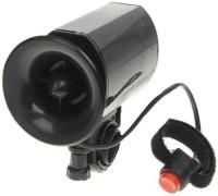 Dealfinity Super Loud Bike Electric Horn 6 Sound Loud Bicycle Bell Ring Siren Alarm Speaker Bell(Black)
