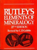 Rutley's Elements of Mineralogy(English, Paperback, unknown)