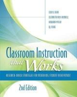 Classroom Instruction That Works(English, Paperback, Dean Ceri B.)